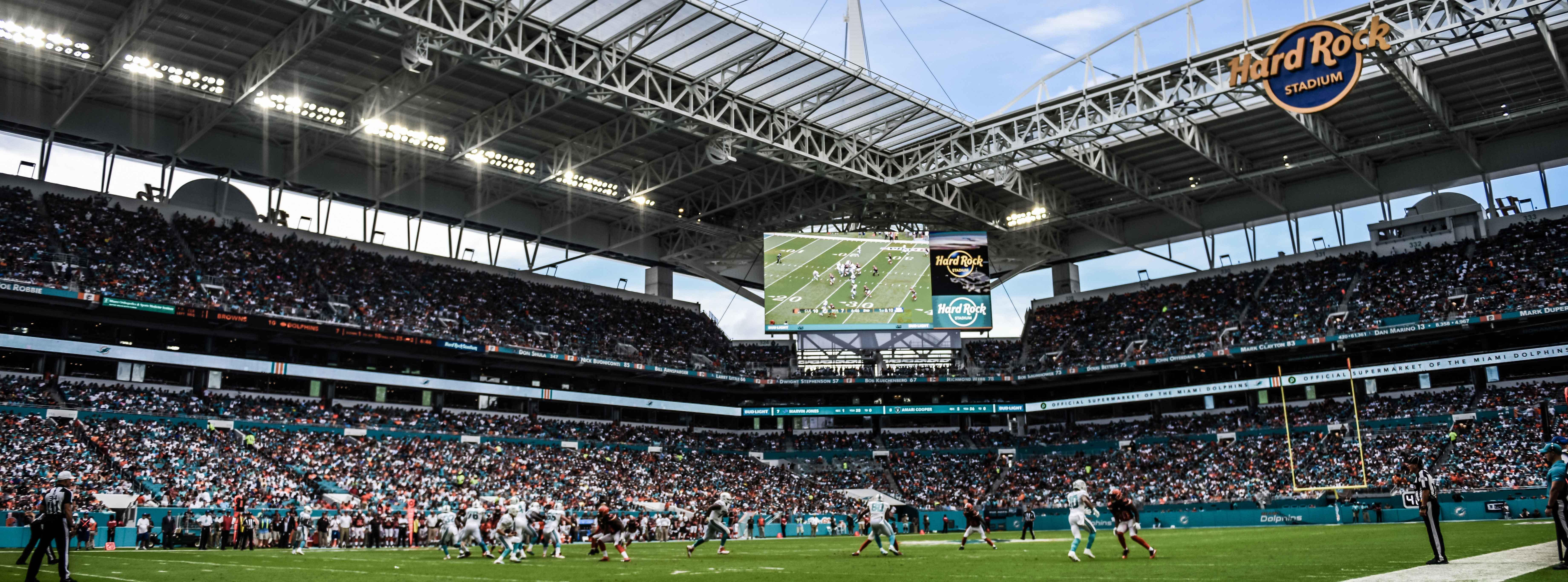Miami Dolphins Communications Portal